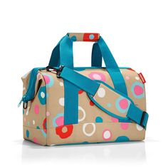 Reisenthel Travelling allrounder M funky dots 1