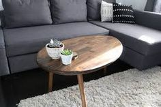 These free coffee table plans will help you create a stunning centerpiece for your living. Building a coffee table is a simple project, and with these free detailed plans, you'll be able to build one in a weekend. Diy Coffee Table Plans, Coffee Table With Wheels, Retro Coffee Tables, Made Coffee Table, Steel Coffee Table, Retro Table, Outdoor Coffee Tables, Round Coffee Table, Diy Table