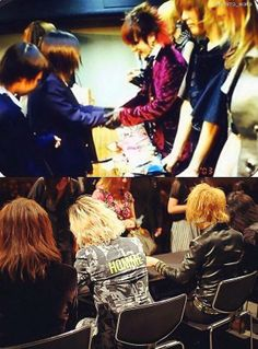 The GazettE. Then and Now