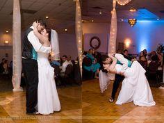A Grand Affairs wedding in Virginia Beach. www.sarahashleyphotos.com