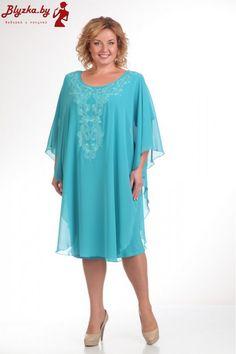 Блузка.бай | Платье 341-2