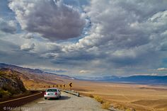 A view towards Mojave desert by Haralds Photos, via Flickr