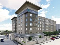 NewcrestImage Breaks Ground on New Hyatt House Hotel in Frisco