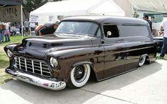 55 Chevy Panel (Custom).