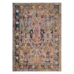 Safavieh Lanai HMY409 Indoor Area Rug | from hayneedle.com