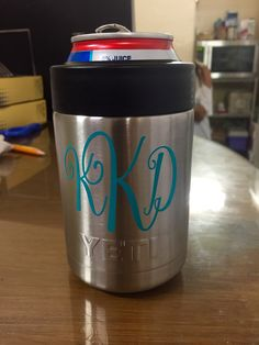 Wet Brushes W Adhesive Vinyl Monogram My Silhouette Creations - Vinyl cup brush
