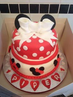 Cake made @ Butterdream Boutique