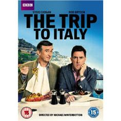 Win a copy of The Trip to Italy starring Steve Coogan and Rob Brydon on DVD. Sign in now to be in the draw to win.