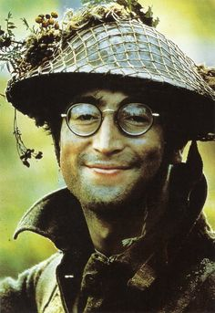 "John Lennon. ""How I won The War"" Spain. 1968  Douglas Kirkland   Govinda Gallery. Washington. D.C"