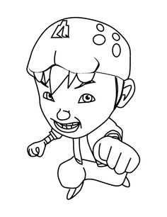 57 Boboiboy Coloring Pages Printable For Free