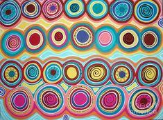 Cool Patterns, Textures Patterns, Design Patterns, Karla Gerard, William Collins, Circle Art, Thing 1, Framed Prints, Art Prints