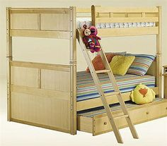 Sleep And Play Usa Beatrice Queen Over Queen Bunk Bed