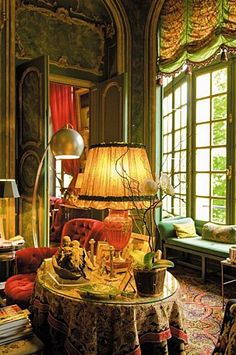 European country on pinterest french country country for Decoration jacques garcia