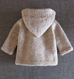 Latte Coat pattern by Lisa Chemery Ravelry: Project Gallery for Latte Baby Coat pattern by Lisa Chemery Baby Cardigan Knitting Pattern Free, Baby Boy Knitting Patterns, Knitted Baby Cardigan, Knit Baby Sweaters, Knitting For Kids, Baby Patterns, Free Knitting, Baby Sweater Patterns, Ropa Free People