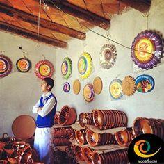 """Lo que le da su valor a una taza de barro es el espacio vacío que hay entre sus paredes. """"Suscríbete al portal cultural más chulo de México"""" www.ucoatl.com"""