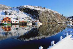 Quidi Vidi, St. John's, Newfoundland <3