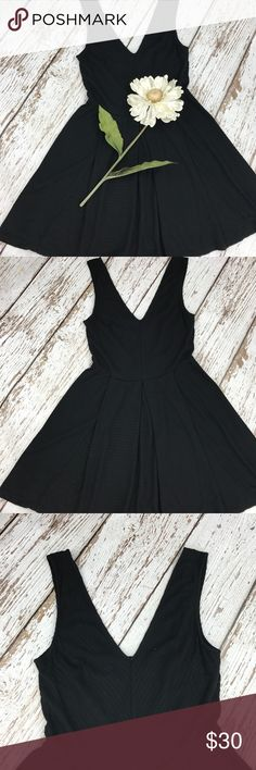 "💕SALE💕Black Urban Outfitters Summer Dress Adorable 💕Black Urban Outfitters Summer Dress 40"" from the top of the shoulder to the bottom 26"" Waist 15"" from armpit to armpit open back with elastic band Urban Outfitters Dresses"
