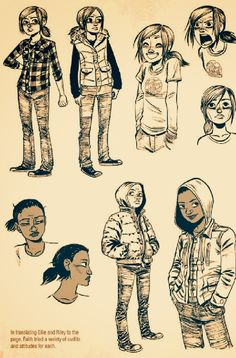 Graphic Novel Review: The Last of Us: American Dreams by Neil ...