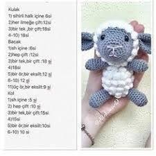 Resultado de imagen de amigurumi parmak nasıl yapılır | Crochet ... | 225x225