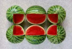 The Geometric Food Art