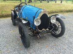 Bugatti at Prescott