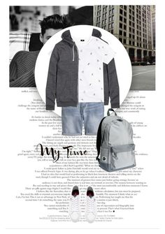 """""""Stylish"""" by erminm ❤ liked on Polyvore featuring H&M and Tag"""