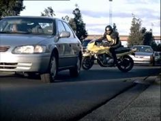 """Vice Versa"" TAC Motorcycle TV road safety campaign - YouTube - chassisblog"