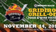 Enter to win tickets to 6th annual Gridiron Grilloff