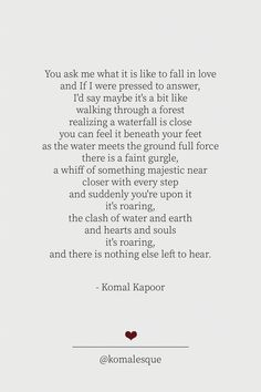 Quotes About What it Feels Like to Fall in Love Komal Kapoor Quotes About What it Feels Like to Fall in Love Komal Kapoor Rick Orje Zitate Falling in love nbsp hellip day quotes for babies Perfect Love Quotes, Falling In Love Quotes, Baby Love Quotes, Happy In Love Quotes, Being In Love Quotes, Making Love Quotes, Falling In Love With Him, Romantic Love, Romantic Quotes