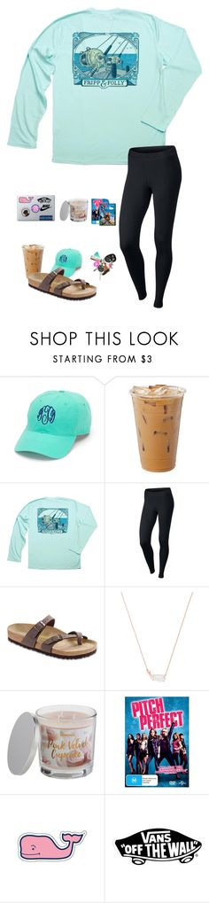 """Sometimes the greater plan is kinda hard to understand"" by jessicasmith17 ❤ liked on Polyvore featuring NIKE, Birkenstock, Kendra Scott, SONOMA Goods for Life, Vineyard Vines, Vans and Southern Proper"