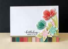 Birthday Wishes for You by snn - Cards and Paper Crafts at Splitcoaststampers