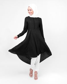 d82c7512b19 35 Best Modest Fashionable Tops & Tunics images in 2019 | Robes ...