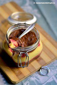 Appetitosando: Cake in a Jar: una zuppa inglese in vasetto!