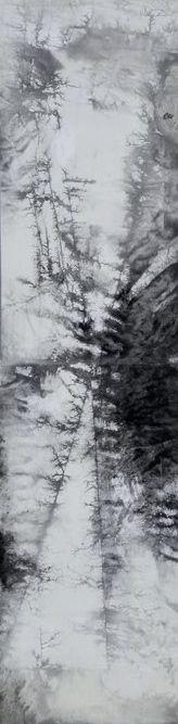 Zheng Chongbin   Dissolved Geometry A, 2012