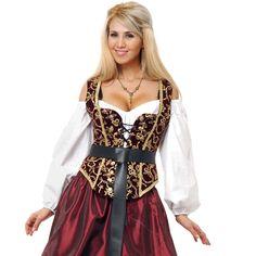 corset bodice