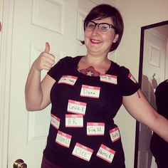 identity theft halloween punshalloween costume - Free Halloween Costume