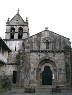 Iglesia de San Xoan, Ribadavia. Ourense.