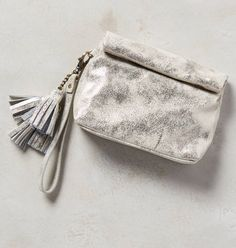 Gietro Rolled Pouch from Anthropologie $58.00