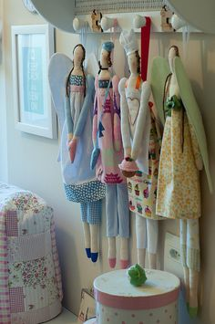 Tildas by Ruby Fernandes, via Flickr