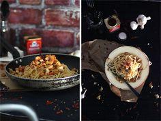 Paprika Spaghetti !!