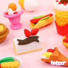 Yummy Eraser Set - Series 5