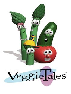 Free Downloads of LarryBoy and other Veggie Tales Coloring Pages - some hard to find ones available here