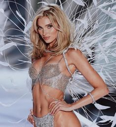 Elsa Hosk sexy lingerie on 2018 Victoria's Secret Fashion Show in NYC – Sexy, nude, naked Celebrity photos Elsa Hosk, Village Photography, Fantasy Bra, Daily Front Row, Shows In Nyc, Vs Fashion Shows, Victoria Secret Fashion Show, Victoria Secrets, Celebrity Photos