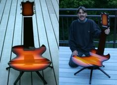 1000 images about man cave ideas on pinterest music for Music themed furniture