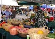 Saturday is Market Day at Scottsdale Old Town Farmers' Market in Arizona 8:30am - 1pm at Brown and 1st Street   http://www.farmersmarketonline.com/fm/ScottsdaleOldTownFarmersMarket.html