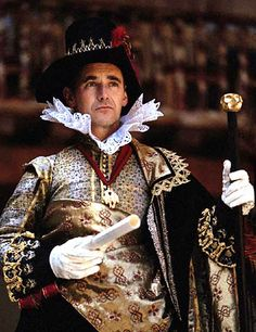 Mark Rylance as Vincentio in Measure for Measure (2004?).