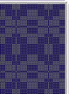 Hand Weaving Draft: cw806820, Crackle Design Project, 4S, 4T - Handweaving.net Hand Weaving and Draft Archive #weaving #fibrearts