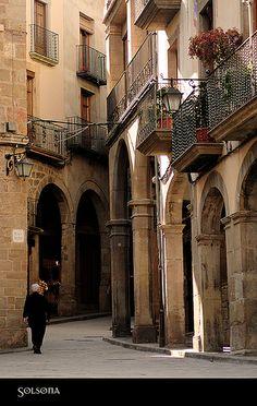 Solsona. El Solsonès. Catalonia