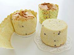 Mini Tofu Chiffon Cake | Anncoo Journal - Come for Quick and Easy Recipes