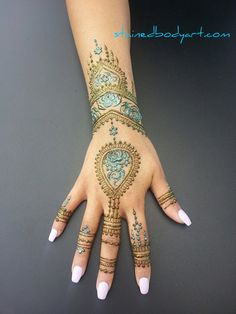 Henna by Stained in Tampa Florida